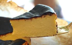 【1】バスクチーズケーキ